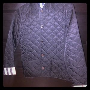 Burberry Quilted Jacket Kids (Girls Size 12)